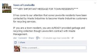 LewisvilleRecycle